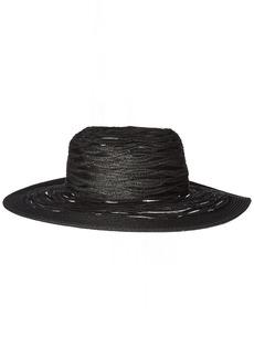 Nine West Women's Sheer Floppy Hat