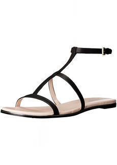 Nine West Women's Shorty Leather Dress Sandal