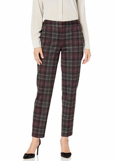 Nine West Women's Skinny Ponte Printed Pant