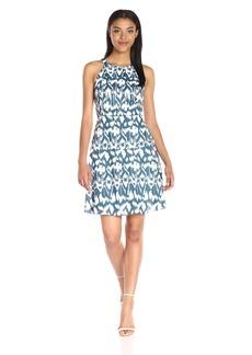 Nine West Women's Sleeveless Structured Dress