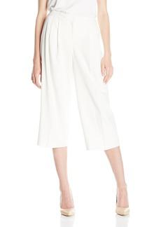 Nine West Women's Solid Culotte Pant (2)