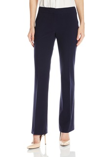 Nine West Women's Solid Modern Pant