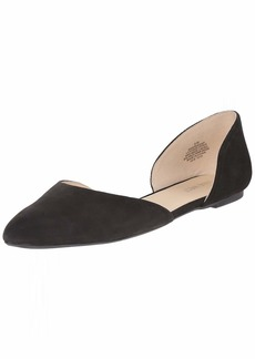 NINE WEST Women's Starship D'Orsay Ballet Flat