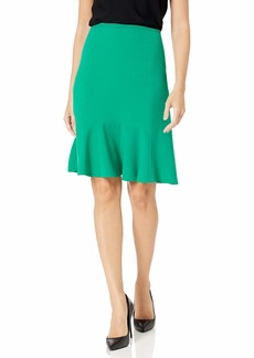 Nine West Women's Stretch Flare Skirt