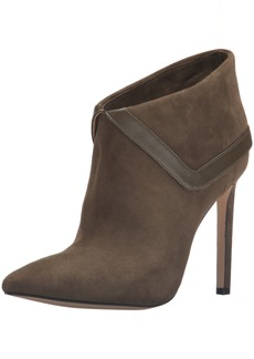 Nine West Women's Tailya Suede Ankle Bootie