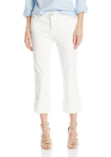 Nine West Women's Taylor Crop with Wide Cuff