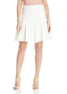 Nine West Women's Textured Skirt
