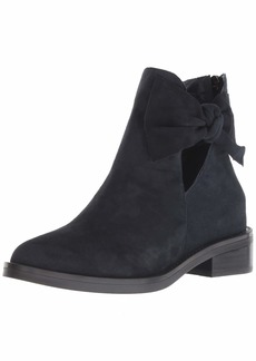 Nine West Women's TINASOFA Suede Ankle Boot
