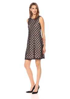 Nine West Women's Trapeze Dress