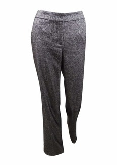 Nine West Women's Tweed Classic Pant