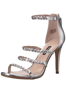 Nine West Women's VANDISON Synthetic Heeled Sandal