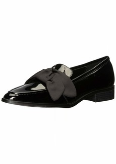Nine West Women's Weeping Synthetic Loafer Flat