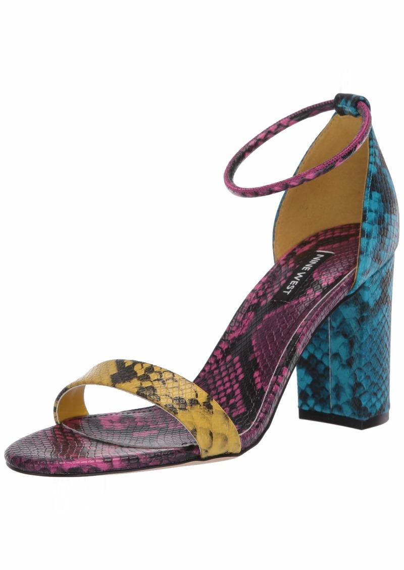 NINE WEST womens Wnola3 Heeled Sandal   US