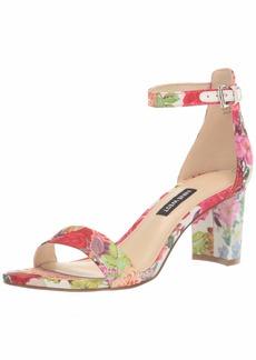 NINE WEST Women's wnPRUCE2 Heeled Sandal