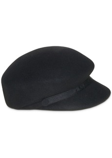 Nine West Wool Felt Newsboy Hat