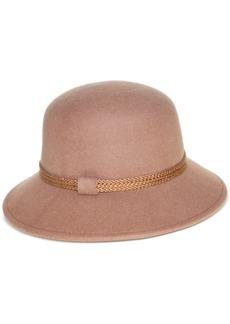 Nine West Wool Felt Trench Hat