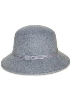 Nine West Wool Felt Trench Hat