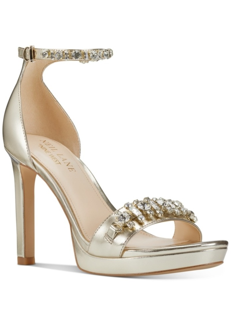 Nine West Women's Engaged Dress Sandals Women's Shoes