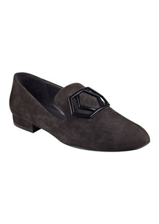 Nine West Xample Suede Loafers