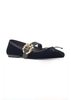 Nine West Xandi Mary Jane Flat (Women)