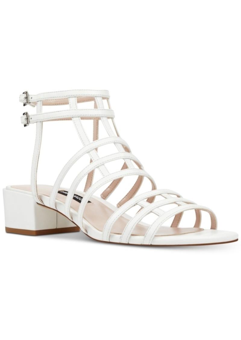 47e0cee510b6 Nine West Nine West Xeres Gladiator Sandals Women s Shoes