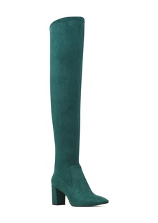 Nine West Xperian Over the Knee Boot (Women)