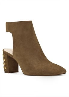 Nine West Xtravert Open-Heel Booties