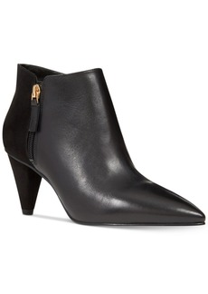 Nine West Yames Pointed-Toe Booties, Created for Macy's Women's Shoes