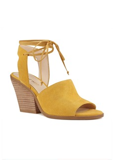 Nine West Yanka Ankle Tie Sandal (Women)