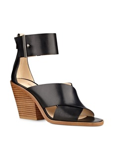 Nine West Yannah Block Heel Sandal (Women)