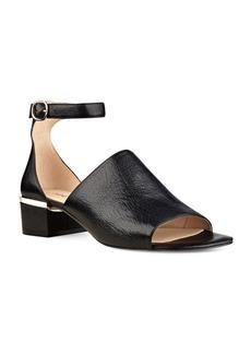 Nine West Yorada Smooth Leather Sandals