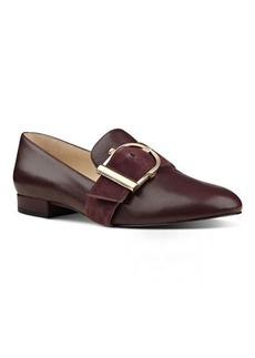 Nine West Zance Buckle Strap Loafers