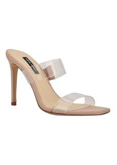Nine West Zarley Women's Heeled Slide Sandals Women's Shoes