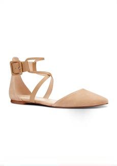 Nine West Zaydah Ankle Strap Flats