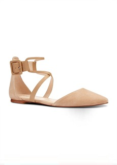 Nine West Zaydah Ankle Strap Flats