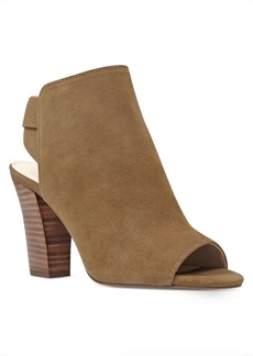 Nine West Zofee Open Toe Booties