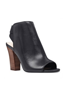 Nine West Zofee Peep Toe Bootie (Women)
