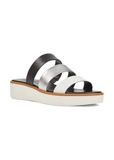 Nine West Zoili Platform Slide Sandal (Women)