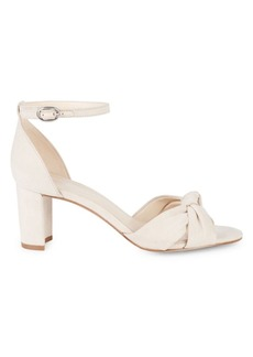 Nine West Paloma Knotted Sandals