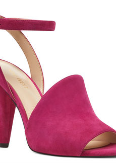 Nine West Quilty Ankle Strap Sandals