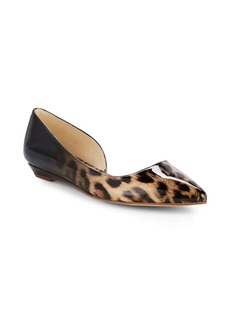 Nine West Saige Patent Leather Flats