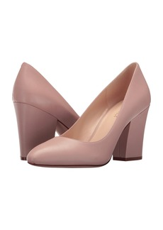 Nine West Scheila Block Heel Pump