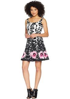 Nine West Sleeveless Fit & Flare Dress