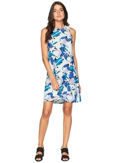 Nine West Sleeveless Trapeze Dress