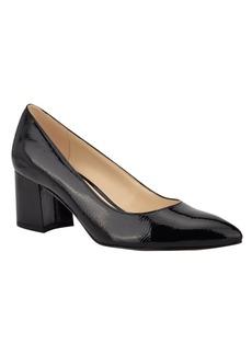Nine West Tves Block-Heel Pumps Women's Shoes