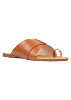 Nine West Wordloud Slide Sandals