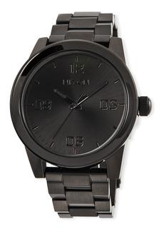 Nixon 36mm G.I. Bracelet Watch