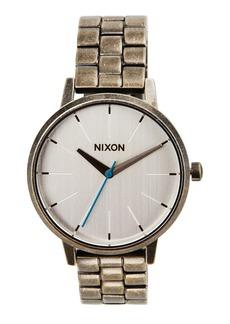 Nixon 37mm Kensington Bracelet Watch