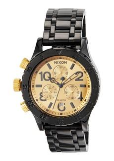 Nixon 38mm 38-20 Chrono Bracelet Watch