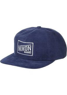 Nixon Arigato Snapback Hat